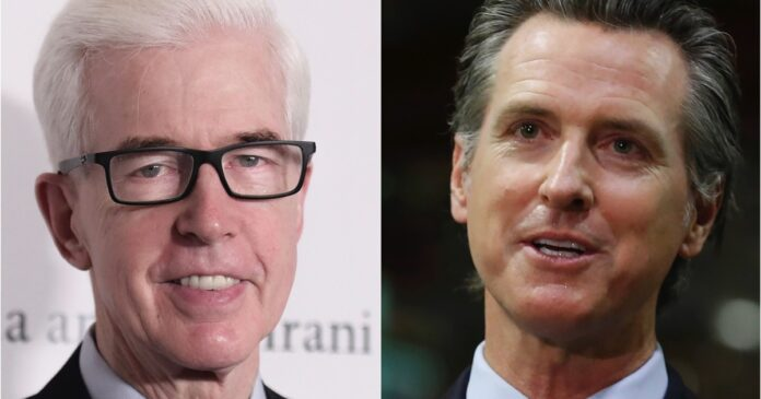 Column:  Good news for Gavin Newsom — California is no longer the place it was in 2003
