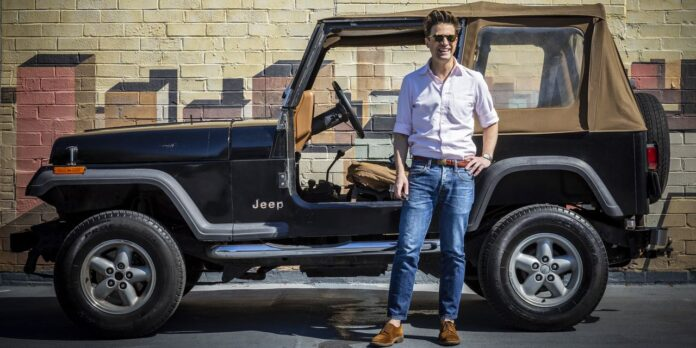 Driving This 1995 Jeep Wrangler Is 'Like High-Fiving Somebody'