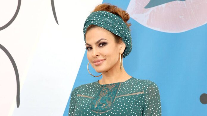 Eva Mendes gets candid about insecurities during her early acting days