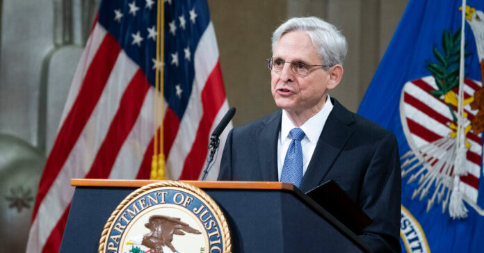 Justice Dept. Seeks Funding to Fight Domestic Extremism and Inequality