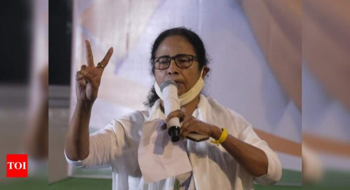 Khela Over: Mamata is Didi beyond Bengal | India News - Times of India