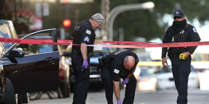 Murders Are Rising the Most in a Few Isolated Precincts of Major Cities