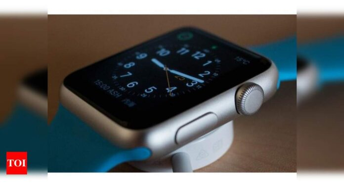 Next-generation Apple Watch may come with this major health feature - Times of India