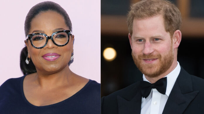 Oprah Winfrey, Prince Harry's joint mental health TV series to be released this month