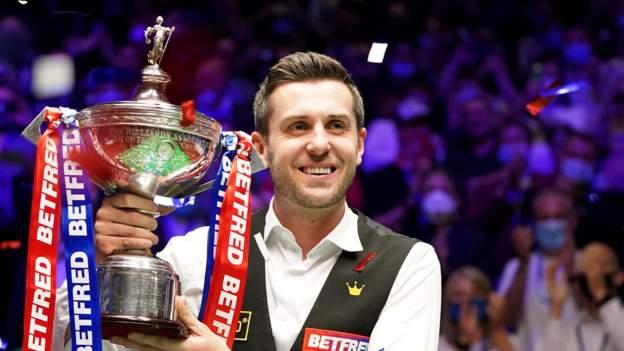 Selby wins fourth world title