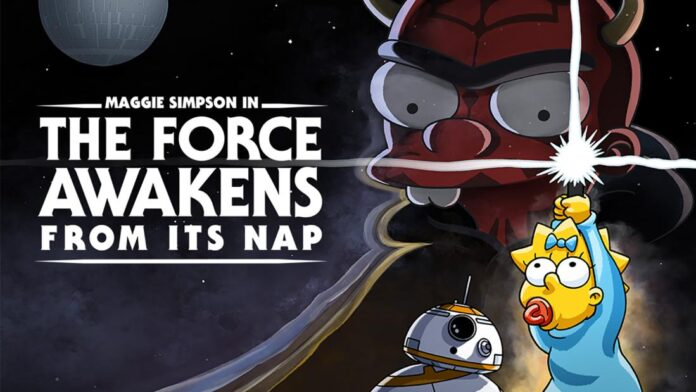 'Simpsons' producer Al Jean on new 'Star Wars'-inspired short and the 'Mandalorian' cameo you didn't see