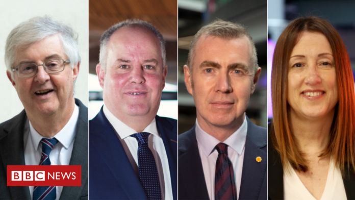 Welsh election 2021: Parties in final day of campaign