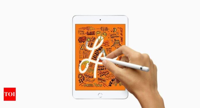 apple:  New Apple iPad mini to launch in second-half of 2021, claims analyst - Times of India
