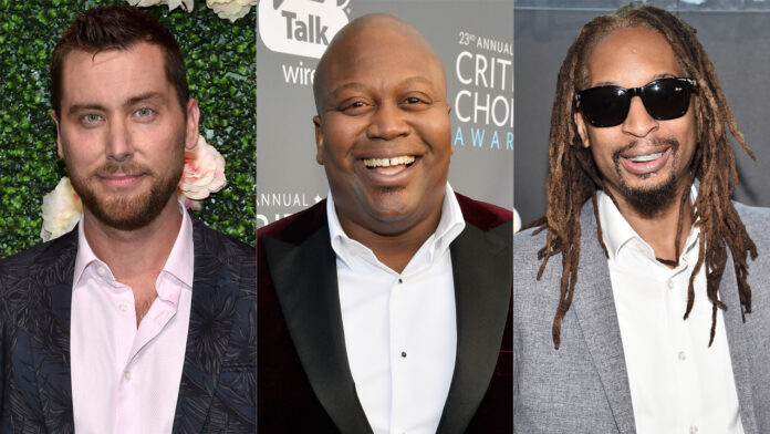 'Bachelor in Paradise' taps Lance Bass, Tituss Burgess, Lil Jon and more to host