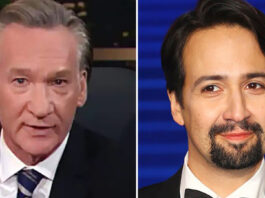Bill Maher rips Lin-Manuel Miranda for 'In the Heights' diversity apology: 'This is why people hate Democrats'