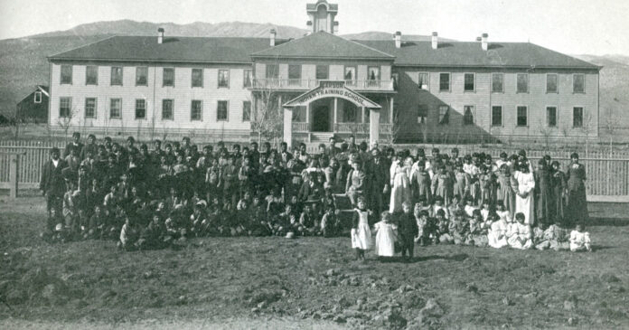 Former Boarding Schools in U.S. to Be Searched for Remains of Indigenous Students