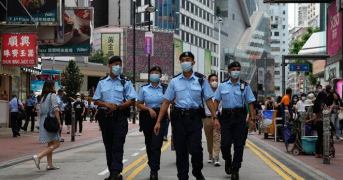 Hong Kong national security law has 'drastically' limited freedoms, U.K. report finds