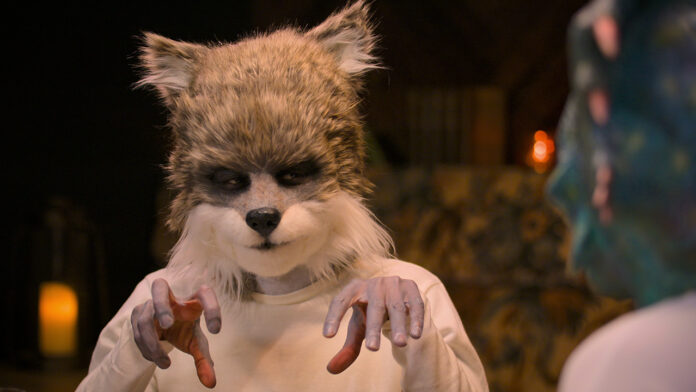 Netflix debuts bizarre new dating show 'Sexy Beasts' where singles dress as animals on blind dates