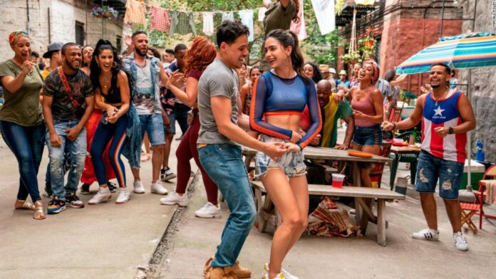 Review: 'In the Heights' sets the bar high for this year's movie musicals