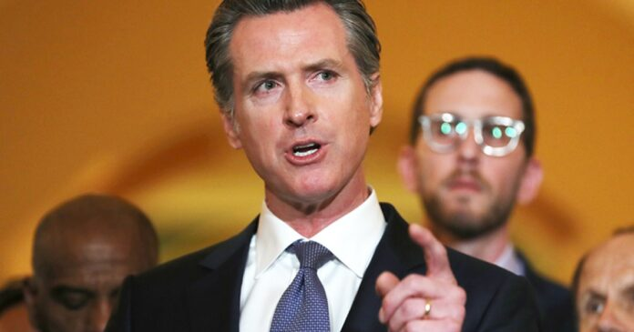 Attacked by recall backers, Newsom defends record on crime and takes action on retail theft