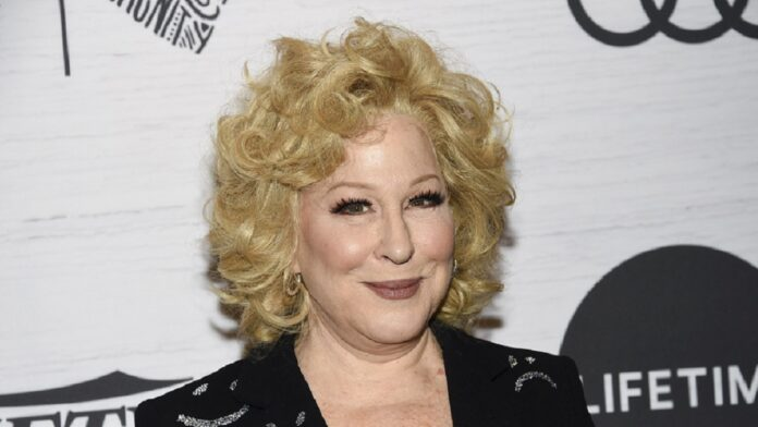 Bette Midler, Berry Gordy among 2021 Kennedy Center honorees