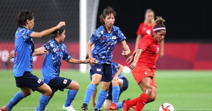 Canada ties Japan in Olympic soccer as Tokyo sees 6 month high in COVID-19 cases - National | Globalnews.ca