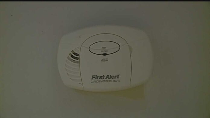 Carbon monoxide poisons 22 family members overnight