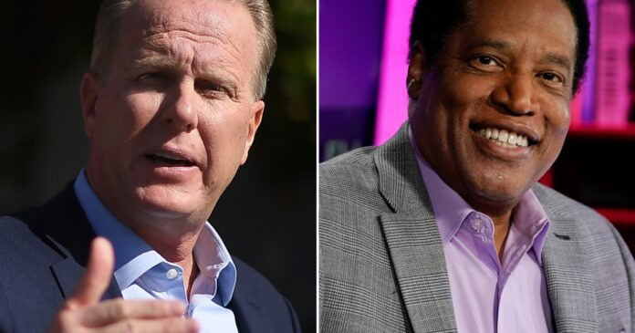 Elder will appear on recall election ballot; Faulconer can't use 'retired San Diego mayor' title