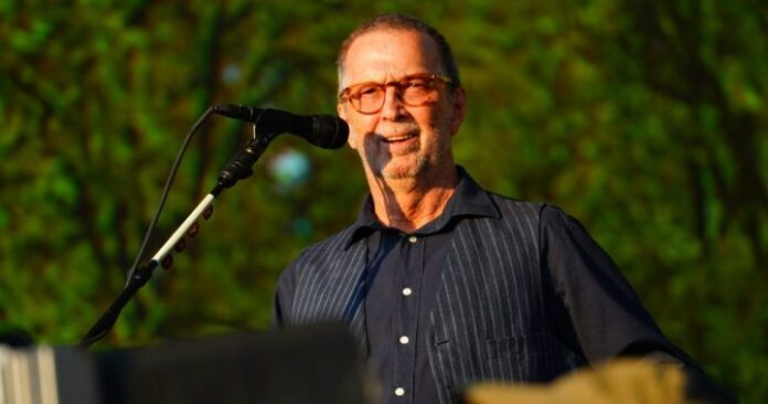 Eric Clapton refuses to play at venues that require vaccination proof - National | Globalnews.ca