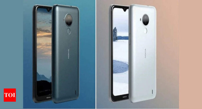 Nokia C30 with full HD+ display, Android 11 expected to launch soon - Times of India