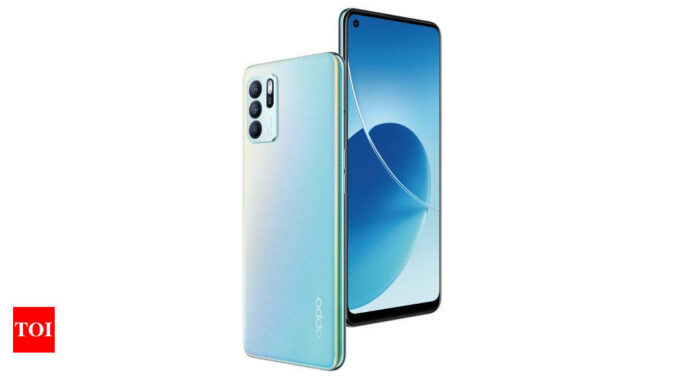 Oppo Reno 6 Z with 64MP triple camera, 30W fast charging support launched in Thailand - Times of India