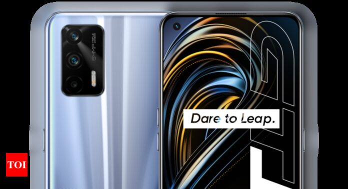 Realme GT Master Edition:  Realme GT Master Edition: New leak claims phone will have 120Hz display, Snapdragon 778, 64MP camera - Times of India