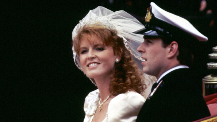 Sarah Ferguson reflects on marrying Prince Andrew: 'I would do it all over again'