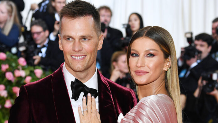 Tom Brady praises wife Gisele Bündchen on her birthday, says love for her has only grown over time