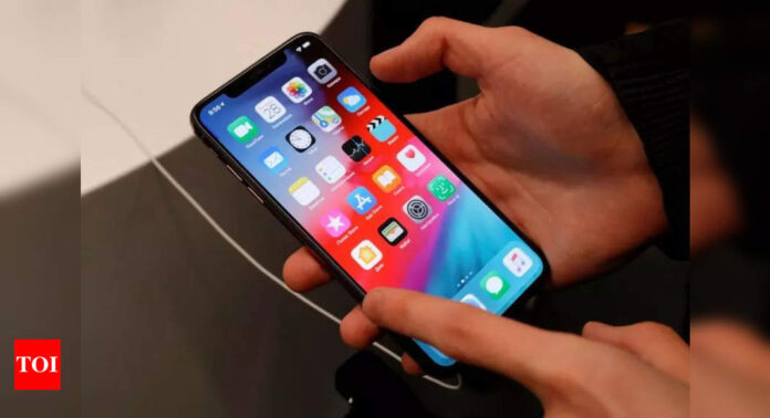 iPhone users, Apple gives you 20-plus 'security reasons' to update your OS - Times of India