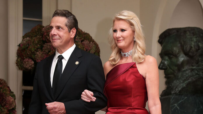 Andrew Cuomo's ex-girlfriend, Sandra Lee, moves on amid his ongoing sexual harassment scandal: report