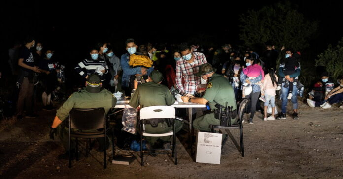 Biden Administration to Keep Using Public Health Rule to Turn Away Migrants
