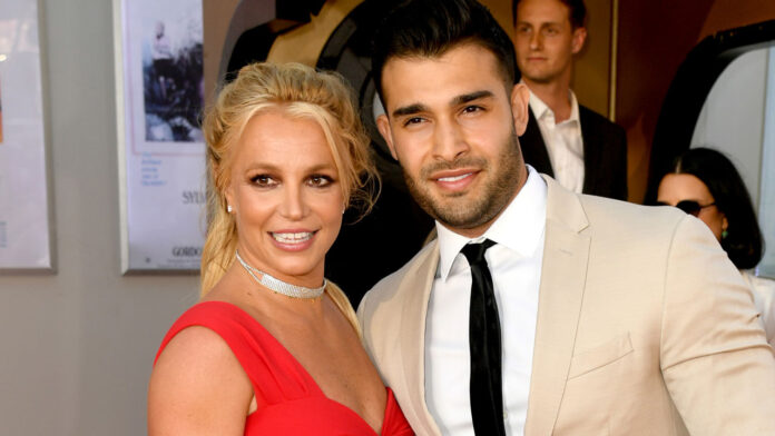 Britney Spears gushes over boyfriend Sam Asghari: 'Been with me through the hardest years of my life'