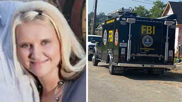 FBI searches 3 properties owned by Crystal Rogers' former boyfriend
