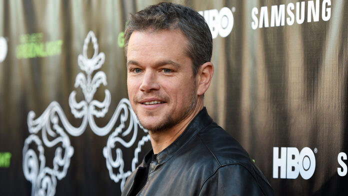 Matt Damon says he never used 'f-slur' in his 'personal life': 'I stand with the LGBTQ+ community'