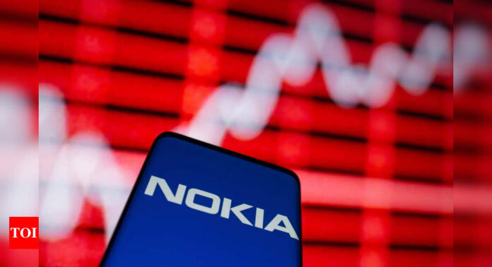 Nokia could soon launch an iPad rival - Times of India
