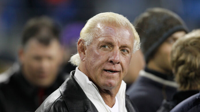 Ric Flair issues statement after WWE release: 'We have a different vision for my future'