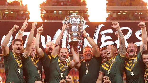 Rugby League World Cup postponed until 2022