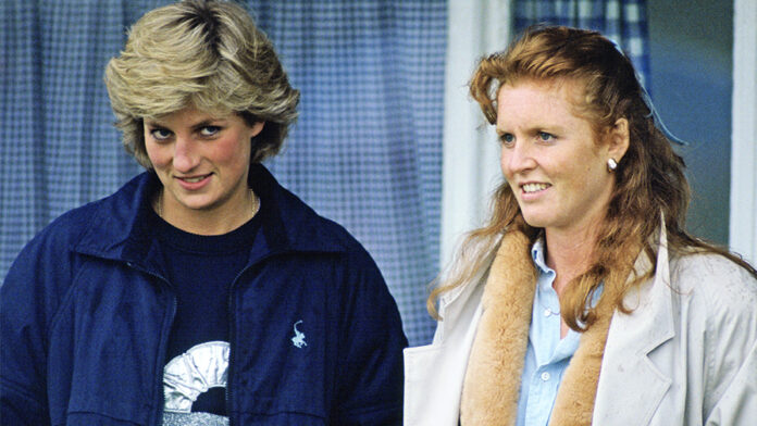 Sarah Ferguson reveals what Princess Diana would have thought of Prince Harry and Meghan Markle's 'Megxit'