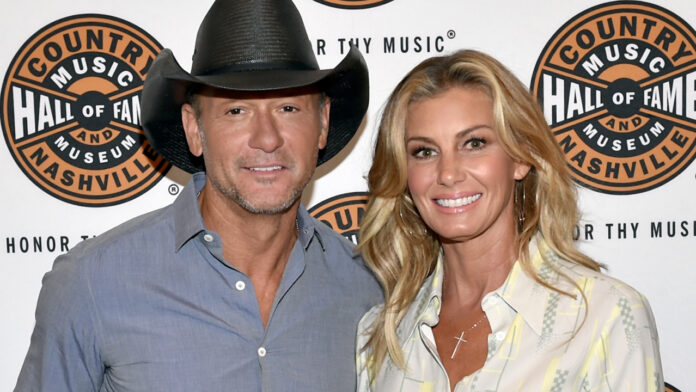 Tim McGraw and Faith Hill set to star in 'Yellowstone' prequel