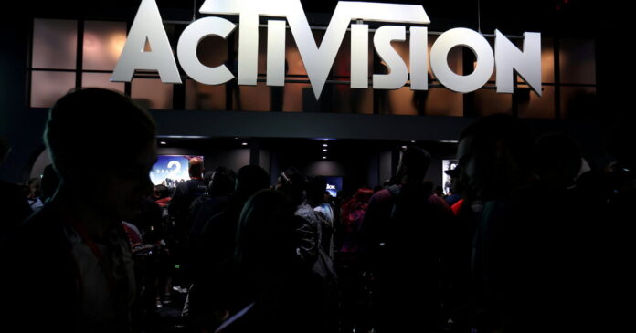 Activision hires new executives after a workplace culture lawsuit.