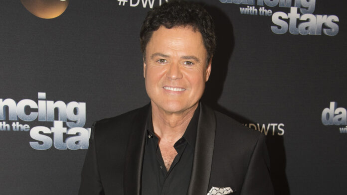 Donny Osmond details incredible recovery journey to walk and dance again after facing potential paralysis