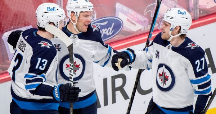 Dubois confident despite difficult first season with Jets: 'This is the real me' - Winnipeg | Globalnews.ca