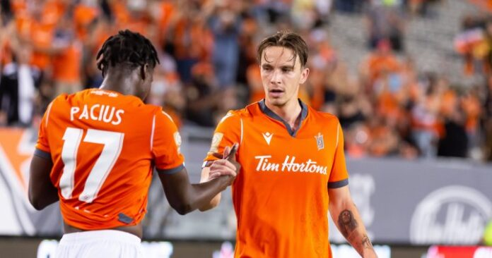 Forge FC downs Valour FC to advance to Canadian Championship semifinals - Hamilton | Globalnews.ca