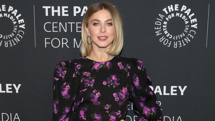 Julianne Hough responds to critics calling her new show 'The Activist' 'tone-deaf' and 'performative'