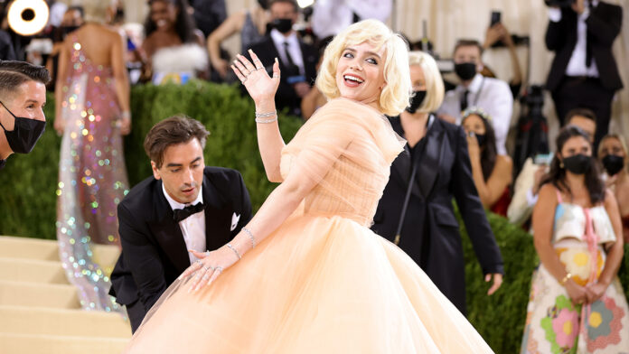 Met Gala 2021: A look at the stars' red carpet outfits