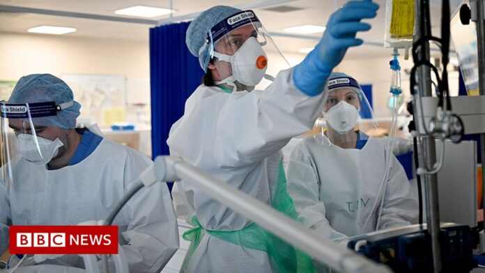 NHS Scotland's 'biggest crisis' in five charts