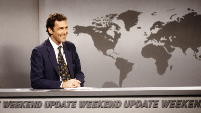 Norm Macdonald: A look at the 'SNL' comedian's funniest late-night moments -- and more