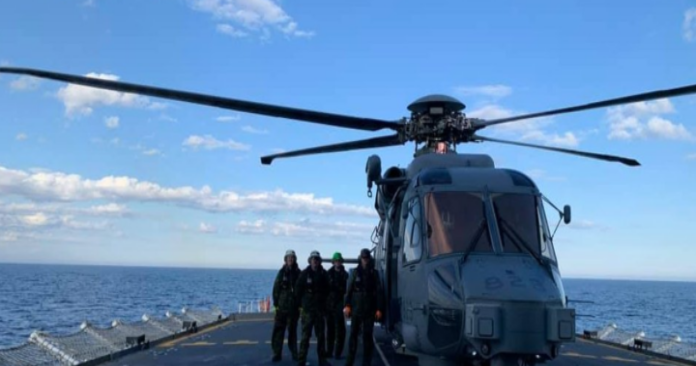 On board HMCS Toronto: A first-hand look at Cutlass Fury training exercises    Globalnews.ca