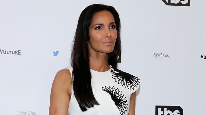Padma Lakshmi defends filming 'Top Chef' in Houston after Texas' passing of anti-abortion law